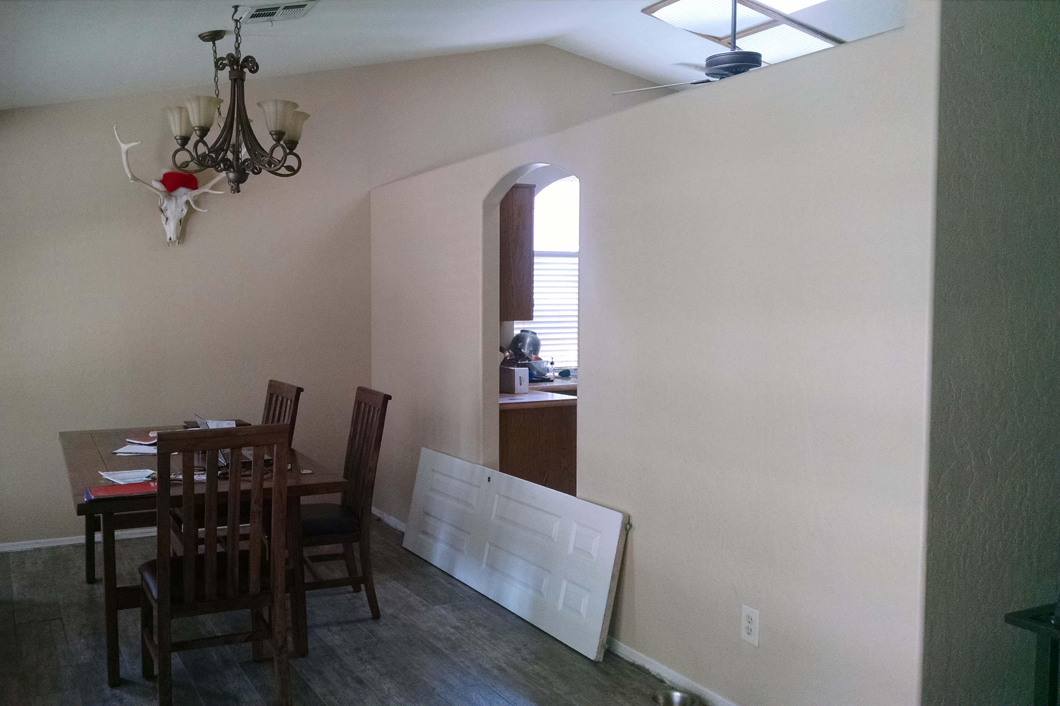 Small Remodel Idea Home Makeover AZ Tempe Arizona