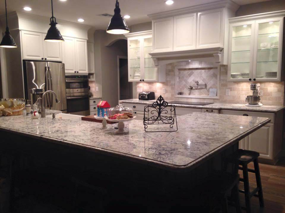 Before and after Gilbert Arizona Kitchen transformation