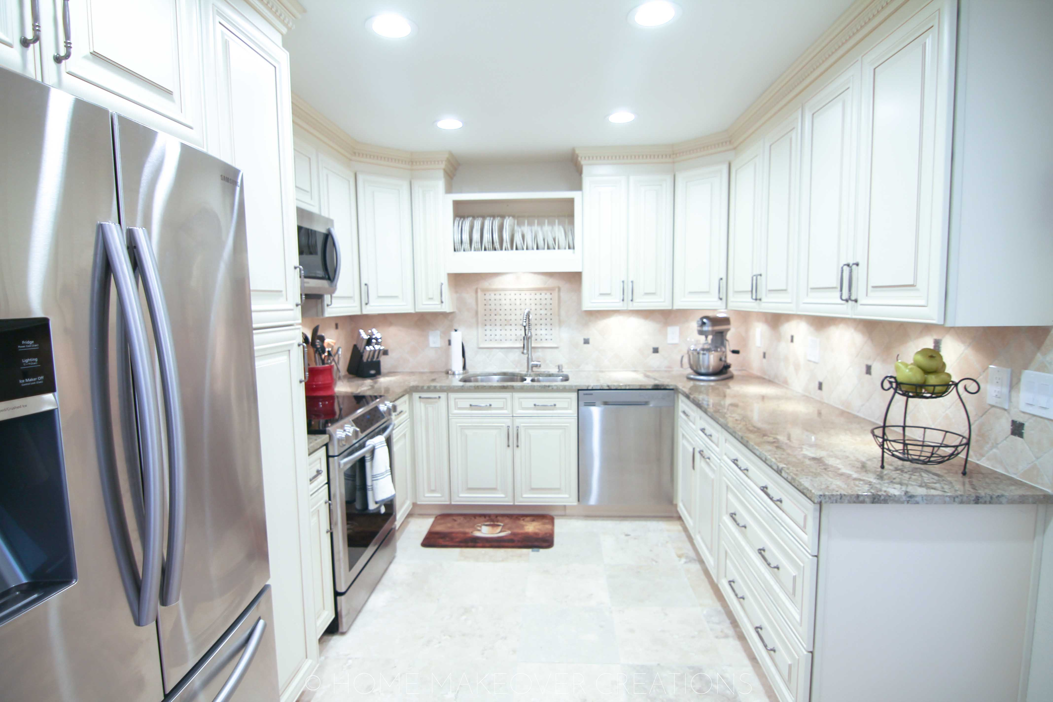 Kitchen remodel mesa arizona 6 home makeover creations for Home creations